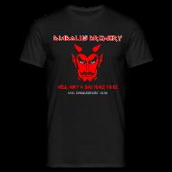 T-Shirts ~ Men's T-Shirt ~ Diabolus Brewery T-Shirt