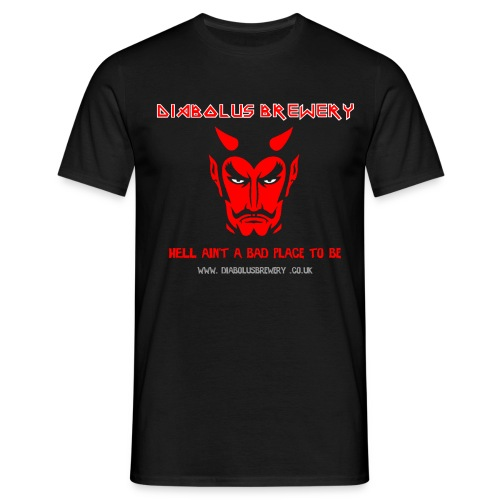 Diabolus Brewery T-Shirt - Men's T-Shirt