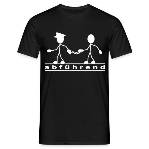 abführend - Männer T-Shirt