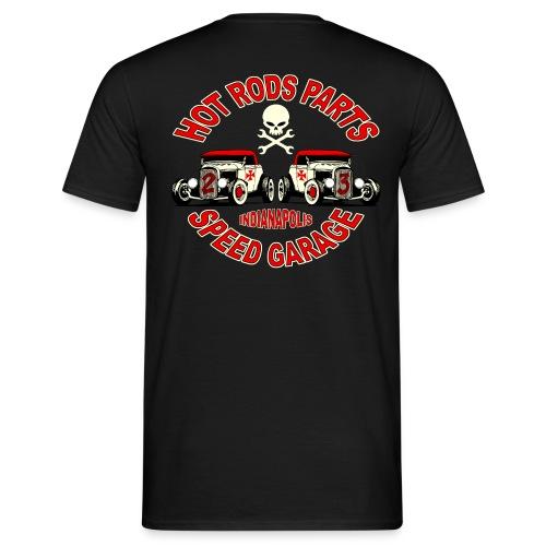 hotrods twins - T-shirt Homme