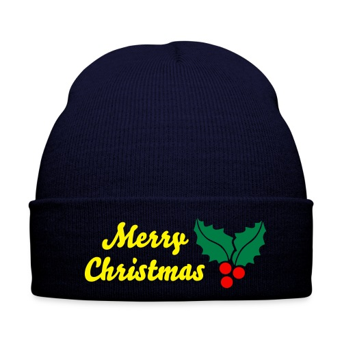 Hat merry christmas - Cappellino invernale