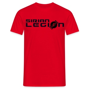 SIRIAN LEGION T-SHIRT OFFICIEL MEN - T-shirt Homme