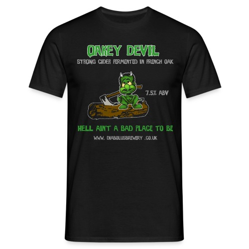 Oakey Devil T-Shirt - Men's T-Shirt