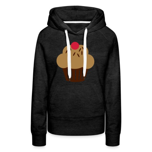 Cupcake sweater - Vrouwen Premium hoodie