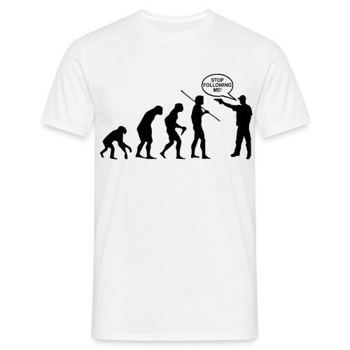 Stop Following Me! - Camiseta hombre