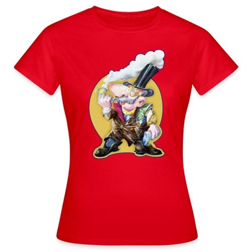 «El ingeniero» - Camiseta mujer