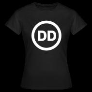 T-Shirts ~ Women's T-Shirt ~ DD black women