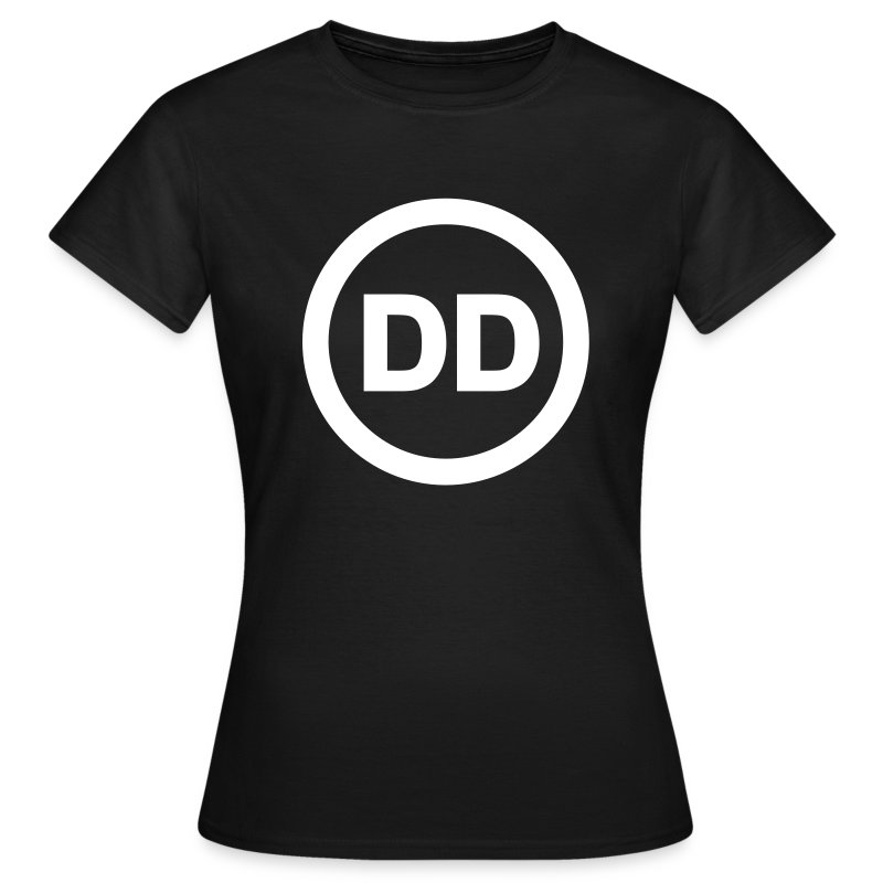 DD black women - Women's T-Shirt