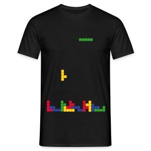 T-shirt Tetris - T-shirt Homme