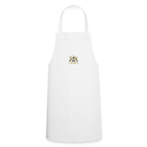 Cooks apron - Cooks crest colour - Cooking Apron