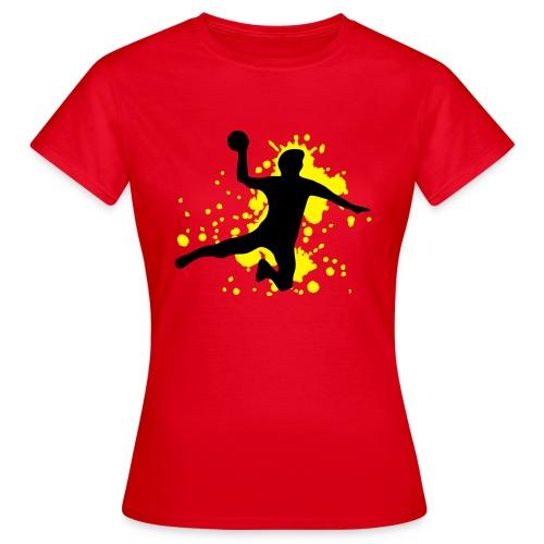 Handball (Women) - Women's T-Shirt