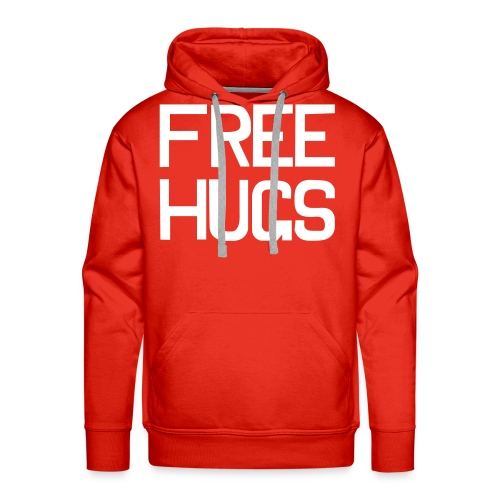 Free hugs trui - mannen - Mannen Premium hoodie