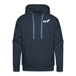 urban fashion short Logo - Männer Premium Hoodie