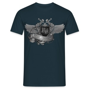 Royal Knowledge Shield - Camiseta hombre