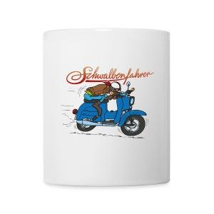 Schwalbenfahrer Raser Tasse - Tasse