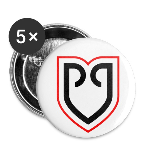 Rollapaluza Badges one inch - Buttons klein 25 mm