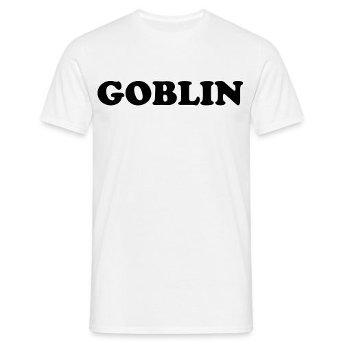 GOBLIN SHIRT (Classic) White - Men's T-Shirt