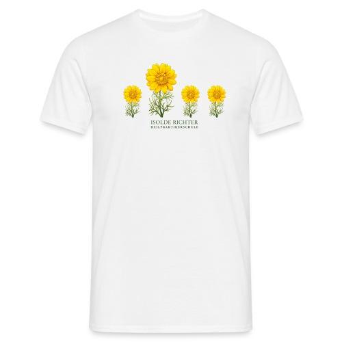 Herren Blumenwiese - Männer T-Shirt
