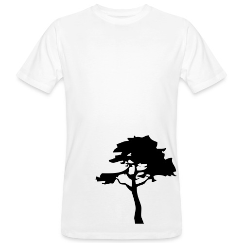 Feel the Nature - Männer Bio-T-Shirt