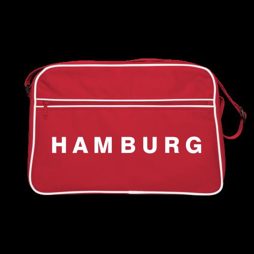 Hamburg Retro-Tasche - Retro Tasche