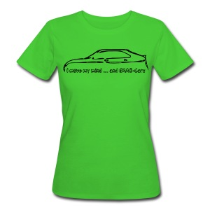 """""""brusar Collection real life"""" by Dr_K - Frauen Bio-T-Shirt"""