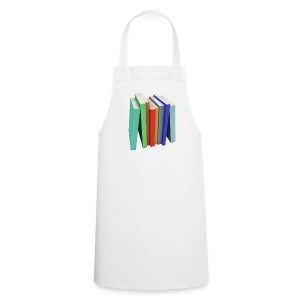 Books Shirt - Tablier de cuisine