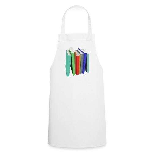 Books Shirt - Tablier de cuisine