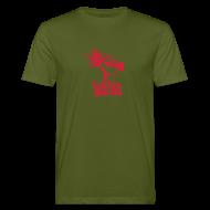 T-Shirts ~ Men's Organic T-shirt ~ Kitchen Guerilla klimaneutrales Shirt - Männer / englisch