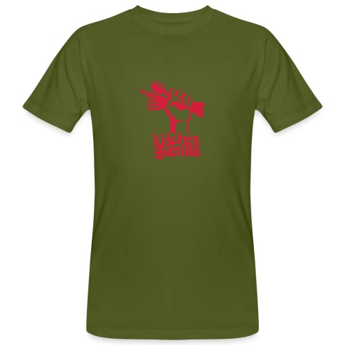 Kitchen Guerilla klimaneutrales Shirt - Männer / englisch - Men's Organic T-Shirt
