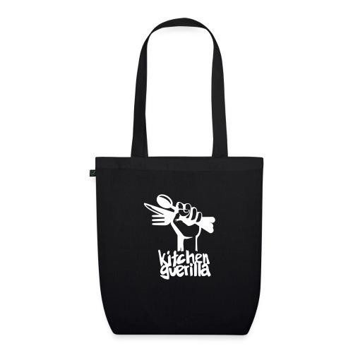Kitchen Guerilla Bio-Stofftasche / englisch - EarthPositive Tote Bag