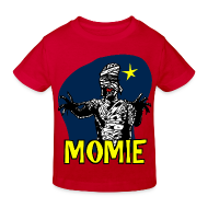 Tee shirts ~ Tee shirt Bio Enfant ~ T shirt enfant momie