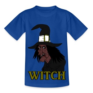 T shirt enfant witch - T-shirt Ado