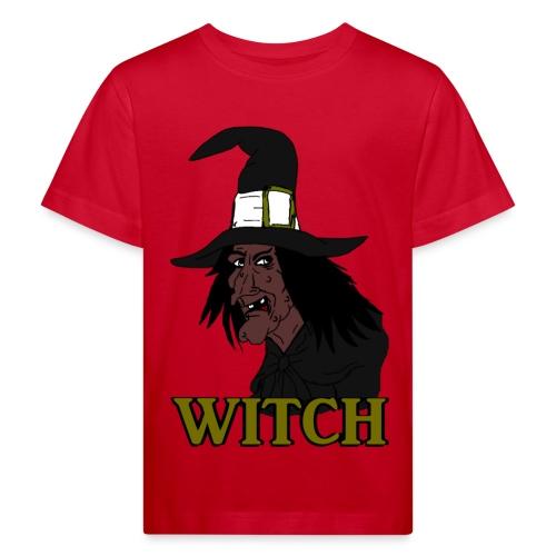 T shirt enfant witch - T-shirt bio Enfant