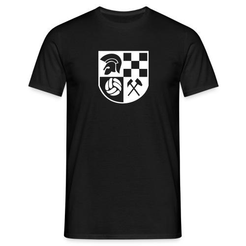 T-Shirt Skinheadwappen - Männer T-Shirt