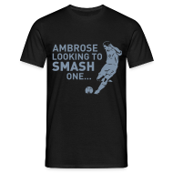T-Shirts ~ Men's T-Shirt ~ AMBROSE (with back print)