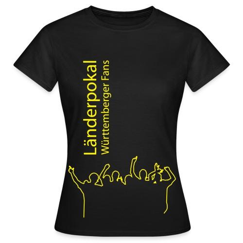Länderpokal Fan-Shirt Women - Frauen T-Shirt