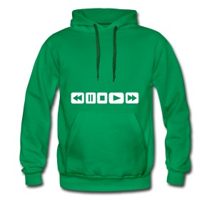 Play and reverse - Mannen Premium hoodie