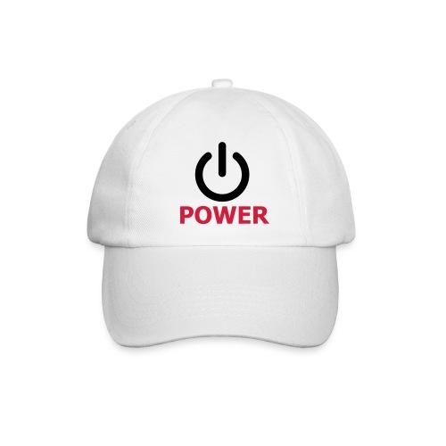 powerknop - Baseballcap