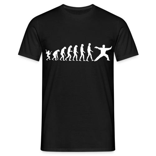 Tai Chi Evolution Klassik - Männer T-Shirt