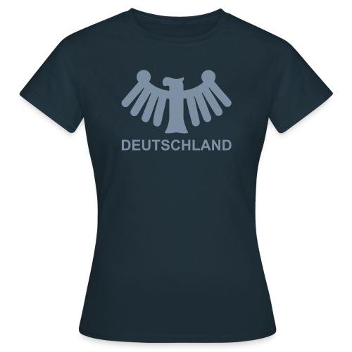 Deutschland 3 - Frauen T-Shirt