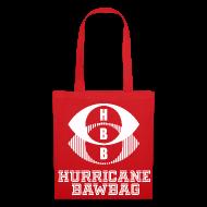 Bags & Backpacks ~ Tote Bag ~ Hurricane Bawbag HBB