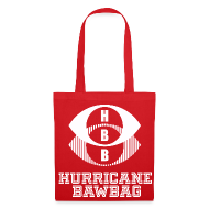 Bags & Backpacks ~ Tote Bag ~ Hurricane Bawbag HBB