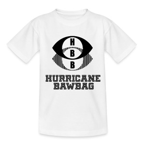 Hurricane Bawbag HBB - Teenage T-shirt