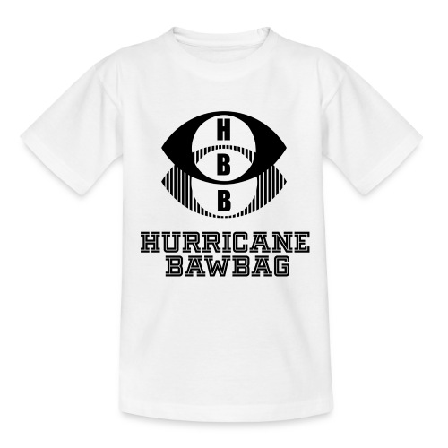Hurricane Bawbag HBB - Teenage T-Shirt
