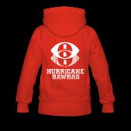 Hoodies & Sweatshirts ~ Women's Premium Hoodie ~ Hurricane Bawbag HBB