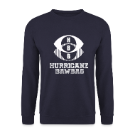 Hoodies & Sweatshirts ~ Men's Sweatshirt ~ Hurricane Bawbag HBB