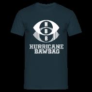 T-Shirts ~ Men's T-Shirt ~ Hurricane Bawbag HBB