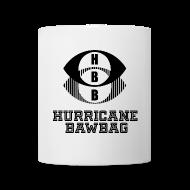 Mugs & Drinkware ~ Mug ~ Hurricane Bawbag HBB