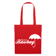 Bags & Backpacks ~ Tote Bag ~ Hurricane Bawbag Brolly