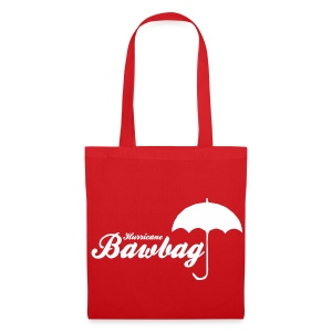 Hurricane Bawbag Brolly - Tote Bag